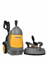 NEW 140 Bar Hozelock Small & Mighty Pico Pressure Washer PLUS Patio Cleaner 7921
