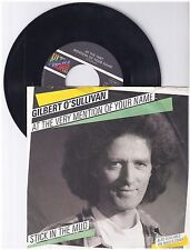 """Gilbert O'Sullivan, At the very mention of your name, G/VG  7"""" Single 0998-5"""
