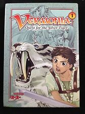 Vermonia 1: Quest for the Silver Tiger (Annals of Vermonia), YoYo, Bo