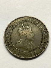 1909 Canada Large Cent Fine+ #9955