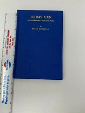 Vintage Book -Grimy Men & Other Rhymes of a Construction Worker -Bryan Buchanan