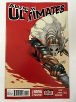 ALL-NEW ULTIMATES #11 (2015) | 1ST FIRST COVER APPEARANCE ULTIMATE TASKMASTER