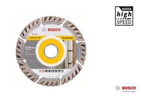 Bosch Diamanttrennscheibe Standard for Universal 125 x22,23