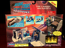 Star Trek Tng Innerspace Type Ii Phaser Mini Playset Collector's Edition