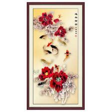 5d Diamond Embroidery Painting DIY Flower Art Stitch Craft Kit Cross Home Decor 8# Dandelion 30*30 Cm