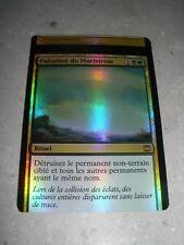 MTG Magic Miscut Misprint Foil French Maelstrom Pulse x1 Alara Reborn LP/NM