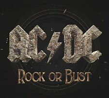 AC/DC - ROCK OR BUST – NEW CD ALBUM