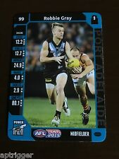 2015 Teamcoach (99) Robbie GRAY Port Adelaide
