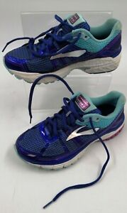 Brooks Vapor 4 Athletic Running Shoes Trainers Women's Size 5/38 Blue Purple