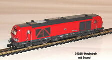 """3102S Hobbytrain - Locomotora Diésel Br 247 903 Vectron """"Joschi"""" Rojo, Ep.vi"""