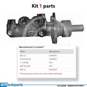 Citroen Evasion,  maître cylindre de freins 9567205380, 4601E1