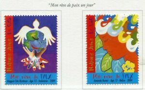 19717) United Nations (Geneve) 2004 MNH New Peace