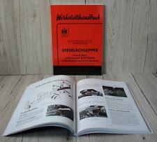 MC Cormick / IHC Werkstatthandbuch für Traktor D215 D 215 .