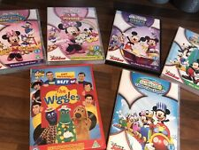 Mickey Mouse Clubhouse Dvd X 5