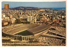 Cartolina Stadio FC Barcelona - Vista Aerea