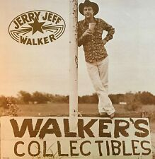 JERRY JEFF WALKER*Pre-Owned LP-WALKER's COLLECTIBLES*MCA-450**RARELY PLAYED
