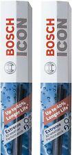 Bosch ICON Wiper Blades 26A22A (Set of 2) Fits Acura: 11-06 CSX, Honda: 15-10...