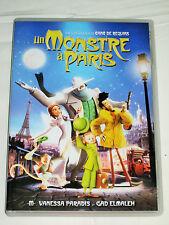 UN MONSTRE A PARIS - DVD en Tbé