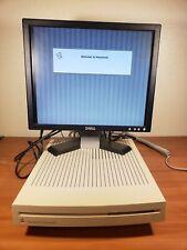 Vintage 1992 Macintosh Performa 400 M1700 Computer Fully Recapped Working!