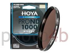 Hoya 52 mm / 52mm NDx1000 / ND1000 PROND Filter - NEW