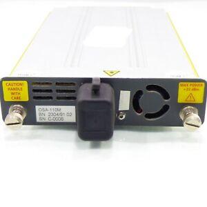 Viavi JDSU OSA-110M Optical Spectrum Analyzer for T-BERD / MTS-6000A & 8000