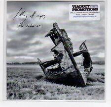 (EF537) Falling Off Maps, The Redeemer - 2013 DJ CD