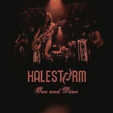 One And Done by Halestorm (CD, Apr-2006, Atlantic (Label))