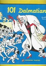 Vintage Panini 101 Dalmations Original Sticker Album Unused! RARE! VG Cond.
