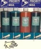 32oz 4/ 250ml / 8oz b/c/m/y refill ink kit Brother LC71 LC16 LC38 LC67 LC39