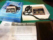 Blood Pressure & Pulse Monitoring Unit by Lumiscope Digitronic IV - Vintage 1982