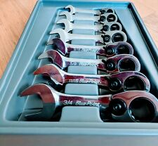 New Listingblue Point Ratcheting Wrench Set