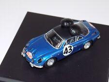 1/43 Trofeu Alpine Renualt A110 #43 1968 Monte Carlo TRF 824