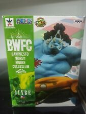 banpresto world figure colosseum one piece jinbe bwfc color scultures figure
