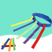 Sport Ribbon Running Chase Game Toy Kid Cloth Streamer Children Outdoor Activity