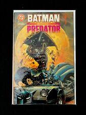 BATMAN VS PREDATOR #3 COVER-D DARK HORSE COMICS/DC NM 1991
