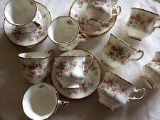 Paragon Victoriana Rose tea cup and saucer