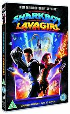 THE ADVENTURES OF SHARK BOY AND LAVA GIRL - NEW / SEALED DVD - UK STOCK