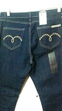 NWT MAVI MOLLY MID RISE BLUE JEANS BOOTCUT 28/32 NEW ORGANIC DIVISION 28