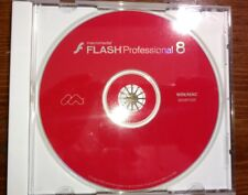 MACROMEDIA FLASH PROFESSIONAL 8 WITH KEY WIN/MAC