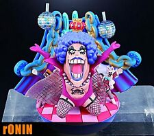 EMPORIO IVANKOV - ONE PIECE Logbox Impel Down Megahouse Trading figure NEW
