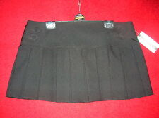 NEW WITH TAGS LADIES SIZE 10 SEXY SCHOOL MINI SKIRT FANCY DRESS FUN CROSSDRESSER