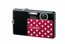Panasonic Digital Camera Lumix Fp3 Disney Model Black Dmc-Fp3-Ka 1410 Million Pi