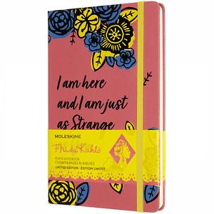 Moleskine Frida Kahlo Large (A5) Notebook Limited Edition Strange
