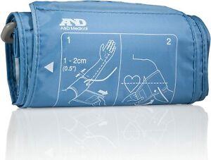 A&D LifeSource Blood Pressure Monitor Slim Cuff, Large (UA-291) (Bulk Packaging)