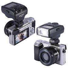 Neewer Blitzgerät Spedlite für Sony NEX3/NEX5/NEX6/A7/A7R/A7S/A6000/A33/A35/A37