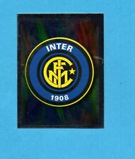 PANINI CALCIATORI 2007-2008- Figurina n.147- SCUDETTO/BADGE - INTER - NEW