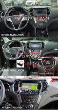 Android 6.0 8'' Car DVD Stereo GPS Navi For Hyundai IX45/Santa Fe 2014+ WIFI