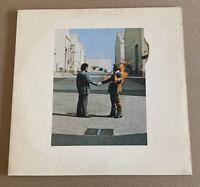PINK FLOYD!! WISH YOU WERE HERE! ORIG. 1975 VINYL. PC33453. W/ ORIG INNER SLEEVE