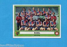 EUROFOOTBALL 78-PANINI-Figurina n.113- BASEL - SVIZZERA -SQUADRA/TEAM-Rec