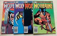 Wolverine Mini-Series #1-4 1982 Frank Miller,1988 1-71,2010 1-10,14,15,18,19,20